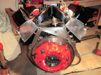 clutch install 4-25-12 012