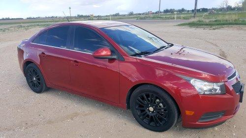 2012 Chevy Cruz 6sp Turbo | Any Vehicle - Anywhere